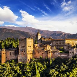 Spanje - Alhambra - Granada