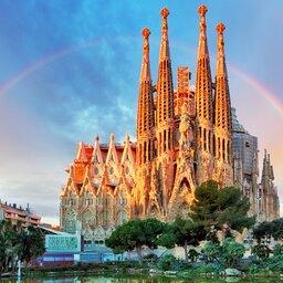 Spanje - Barcelona - Sagrada Familia