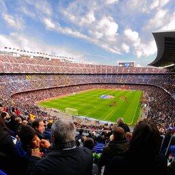Spanje - Barcelona - stadium -