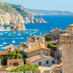 Spanje - Tossa de Mar - Costa Brava - Spain