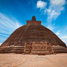 Sri Lanka-Anuradhapura-hoogtepunt-pagode