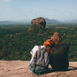 Sri-Lanka-Culturele-Driehoek-Excursie-Beklimming-Sigiriya-Rock (6)