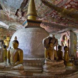Sri Lanka-Dambulla-hoogtepunt-grottentempel4