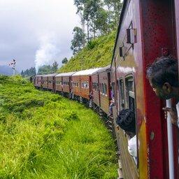 Sri Lanka-Ella-hoogtepunt-trein