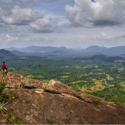 Sri-Lanka-Gal-Oya-National-Park-Uitzicht