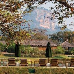Sri Lanka-Sigiriya-Hotel Water Garden2