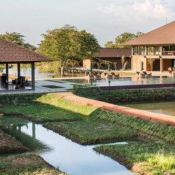 Sri Lanka-Sigiriya-Hotel Water Garden3