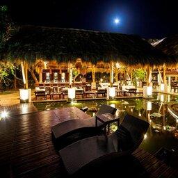 Sri-Lanka-Trincomalee-Jungle-Beach-avond-foto