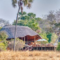 Tanzania-Katavi NP-Mbali-Mbali-Katavi-Lodge-hoofdgebouw