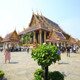 Thailand-Bangkok-Excursie-Grand-Palace-&-Thonburi-Klong-Tour -1