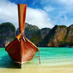Thailand - Boot - koh phi phi