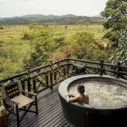 Thailand - Chiang Rai - Four seasons Tented Camp (12)