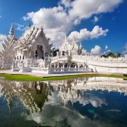 Thailand-gouden driehoek-Chiang Rai