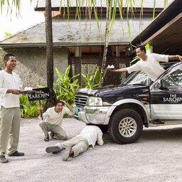 Thailand - Khao Lak - Phang Nga province - The Sarojin (2)