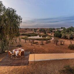 VAE-Ras Al Khaimah-Ritz Carlton Al Wadi Desert-destination dining