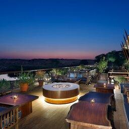 VAE-Ras Al Khaimah-Ritz Carlton Al Wadi Desert-Farmhouse restaurant