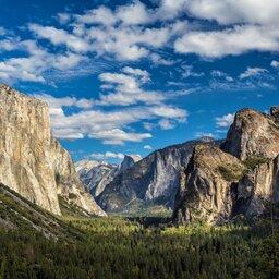 Verenigde staten - USA - VS - Californië -Yosemite National Park (2)