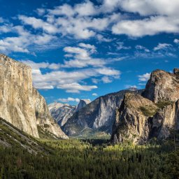 Verenigde staten - USA - VS - Californië -Yosemite National Park (2)