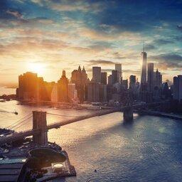Verenigde staten - USA - VS - New York City HQ