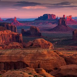 Verenigde staten - USA - VS - Utah - Arizona -Monument Valley (5)