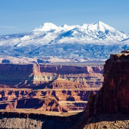 Verenigde staten - USA - VS - Utah - Canyonlands National Park (2)
