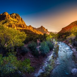 Verenigde staten - USA - VS - Utah - Zion National Park (3)