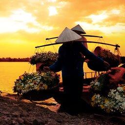 Vietnam-algemeen-bloemendragers