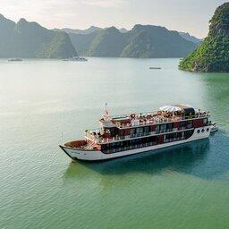 Vietnam-Halong-Bay-Orchid-Premium-Cruise-Schip