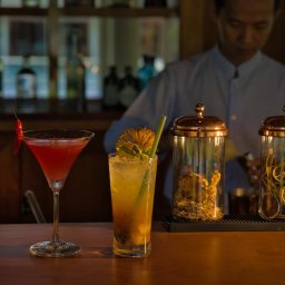 Vietnam-Mekongdelta-Azerai-Resort-Can-Tho-cocktails