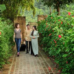 Vietnam-Ninh Binh-Tam Coc Garden