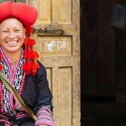 Vietnam-Sapa-algemeen-lokale-vrouw