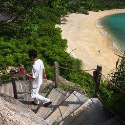 Vietnam-Stranden-Zuid-Vietnam-Six-Senses-Ninh-Van-Bay-roomservice