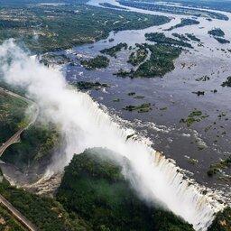 Zimbabwe-Victoria Falls