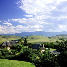Zuid-Afrika-Drakensbergen-Montusi mountain lodge 2