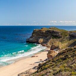 Zuid-Afrika-Kaap de Goede Hoop-hoogtepunt