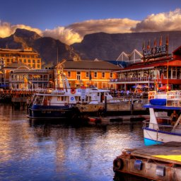 Zuid-Afrika-Kaapstad-hoogtepunt-V&A waterfront