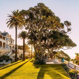 Zuid-Afrika-Kaapstad-hotel-Ellerman-House-buitenaanzicht