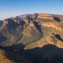 Zuid-Afrika-Panorama Route-hoogtepunt