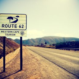 Zuid-Afrika-Route 62-hoogtepunt