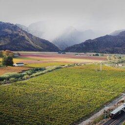 Zuid-Afrika-Rovos Rail