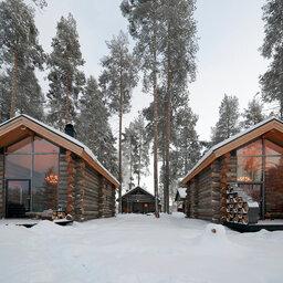 Zweden-Lapland-Gunnarsbyn-Arctic-Retreat-cabins