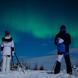 Zweden-Lapland-Harads-Loggers-Lodge-excursie-sneeuwschoenwandelen