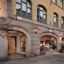 Zweden-Stockholm-Miss-Clara-by-Nobis-hotel-voorgevel